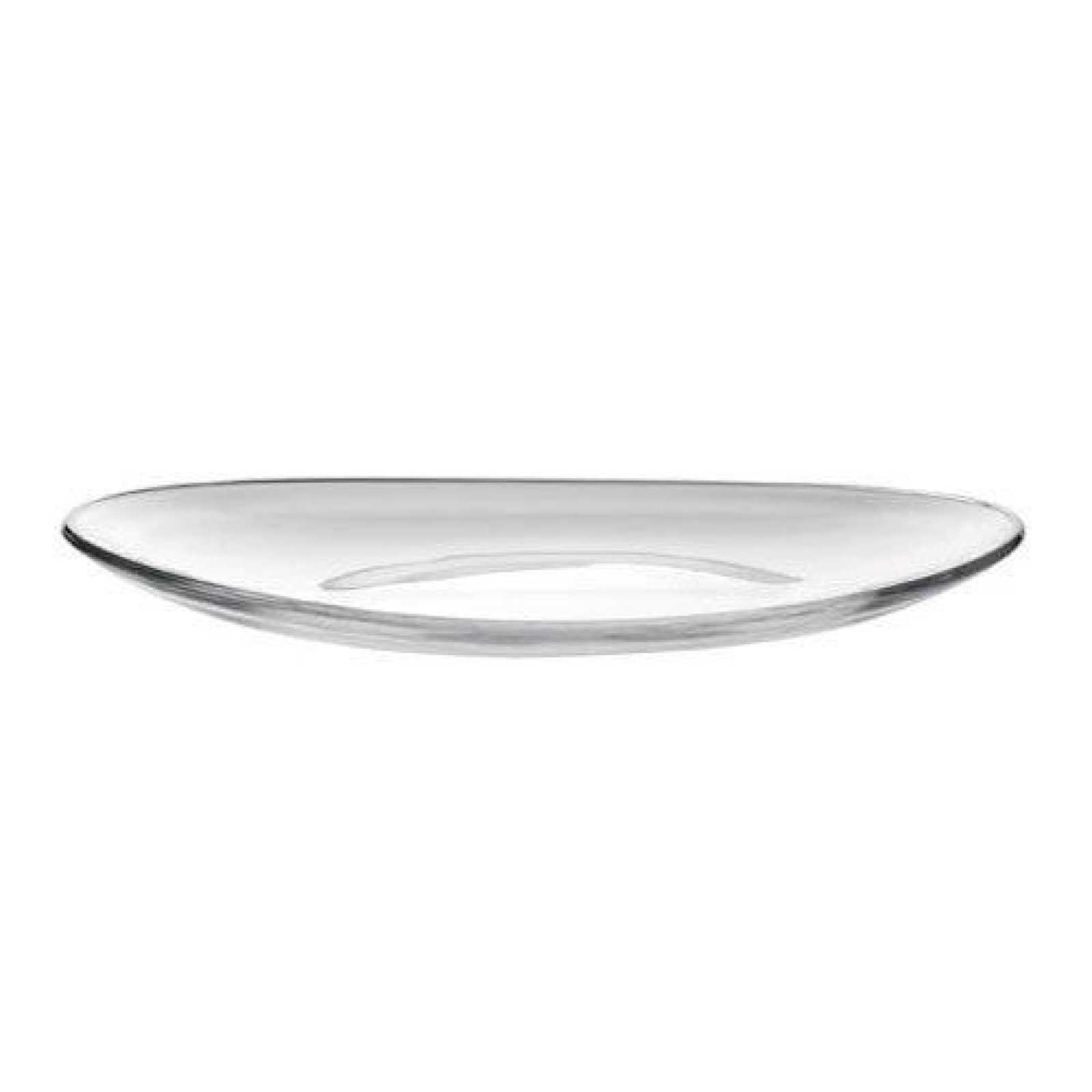 Онлайн каталог PROMENU: Блюдо сервировочное Schott Zwiesel ARRONDI, длина 35 см, прозрачный Schott Zwiesel 114682