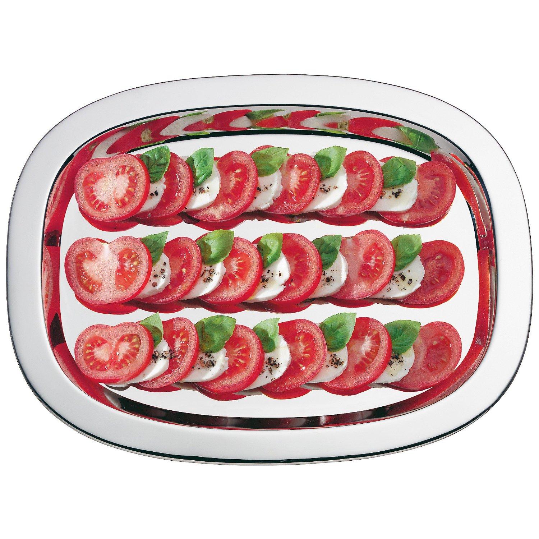 Блюдо сервировочное WMF Tavola, длина 36 см, серебристый WMF 06 0675 6040 фото 3