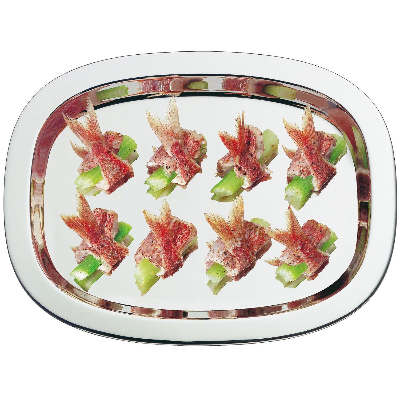 Блюдо сервировочное WMF Tavola, длина 36 см, серебристый WMF 06 0675 6040 фото 4
