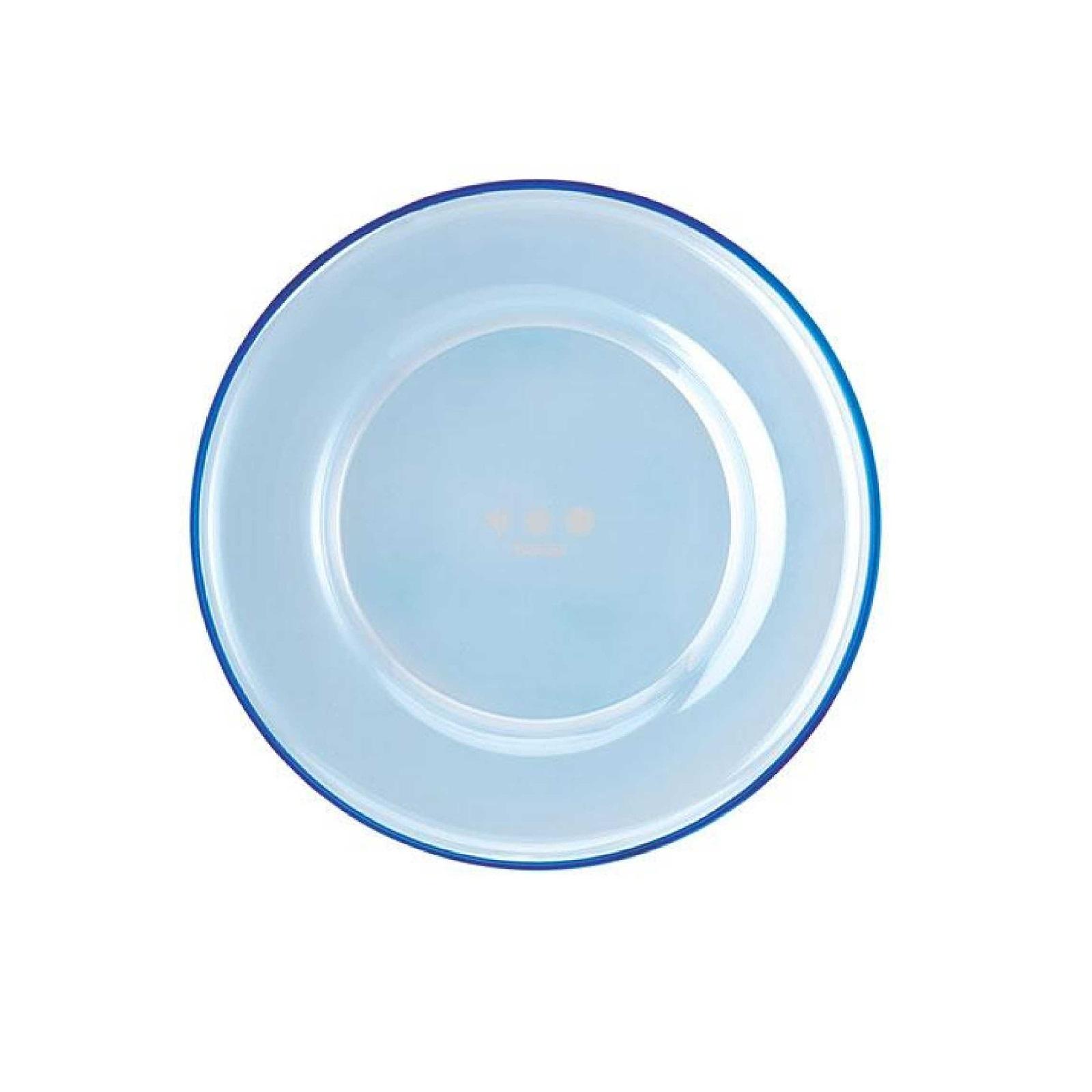 Блюдо стеклянное Rosenthal SUNNY DAY, диаметр 27 см, голубой Rosenthal 69034-408530-45027 фото 2