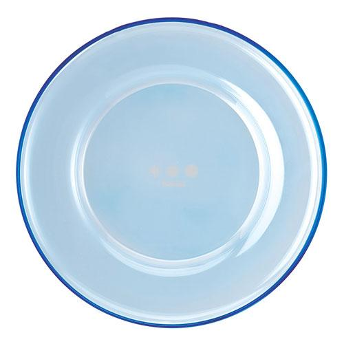 Блюдо стеклянное Rosenthal SUNNY DAY, диаметр 27 см, голубой Rosenthal 69034-408530-45027 фото 1