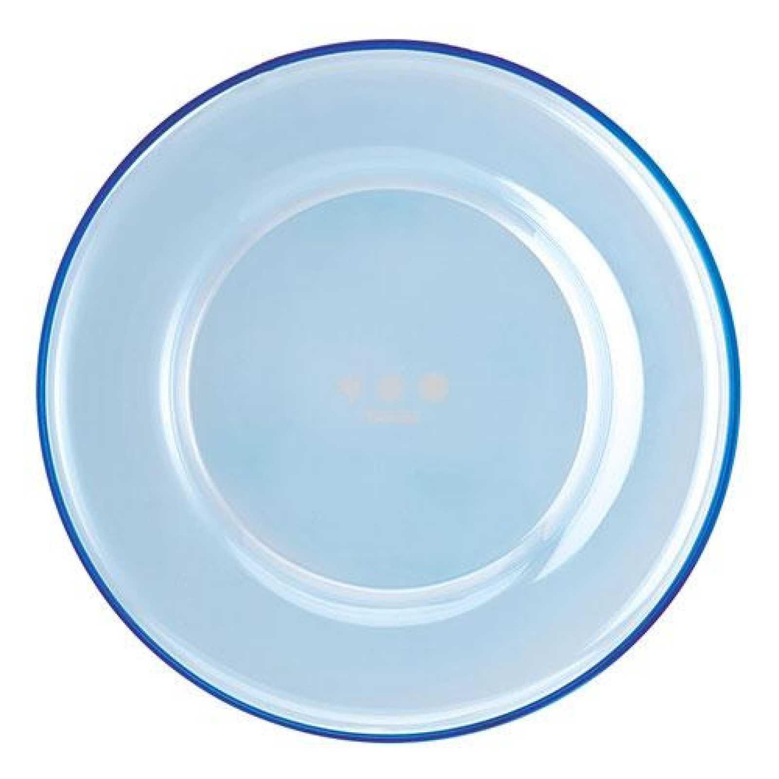 Онлайн каталог PROMENU: Блюдо стеклянное Rosenthal SUNNY DAY, диаметр 27 см, голубой Rosenthal 69034-408530-45027
