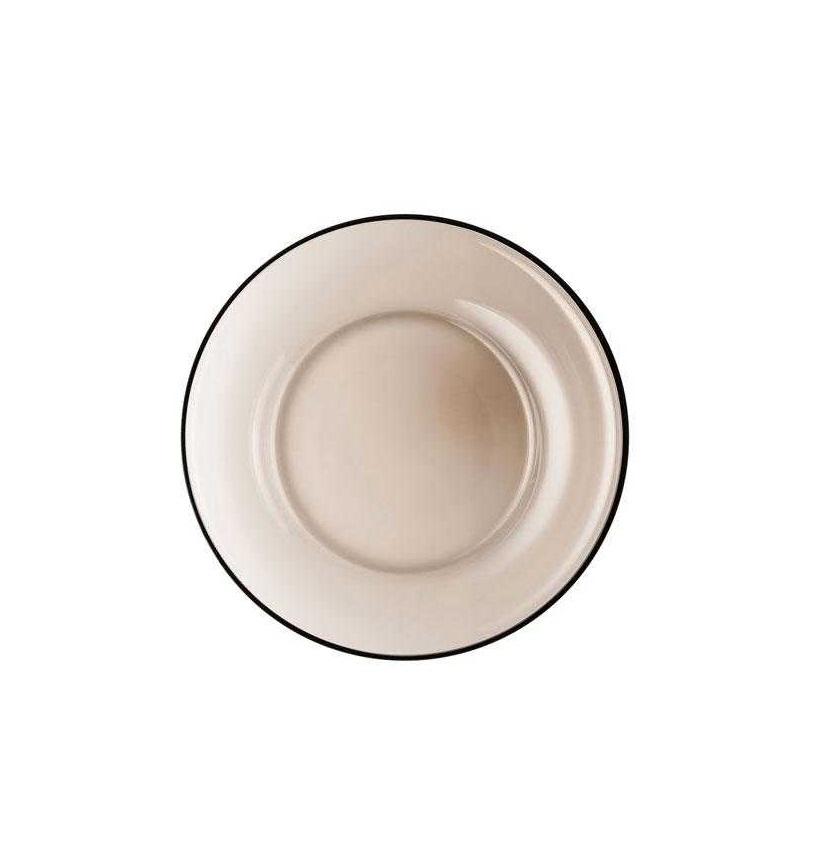 Онлайн каталог PROMENU: Блюдо стеклянное Rosenthal SUNNY DAY, диаметр 27 см, коричневый Rosenthal 69034-408526-45027