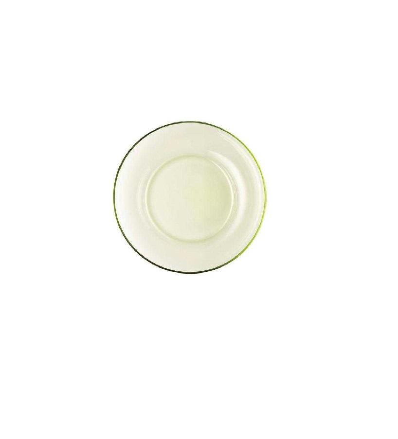 Блюдо стеклянное Rosenthal SUNNY DAY, диаметр 27 см, прозрачный зеленый Rosenthal 69034-408527-45027 фото 2