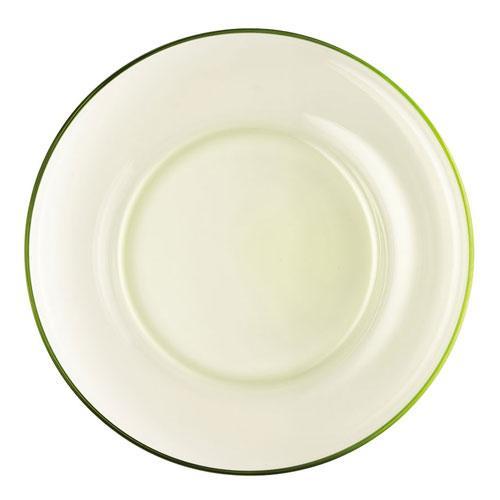 Блюдо стеклянное Rosenthal SUNNY DAY, диаметр 27 см, прозрачный зеленый Rosenthal 69034-408527-45027 фото 1