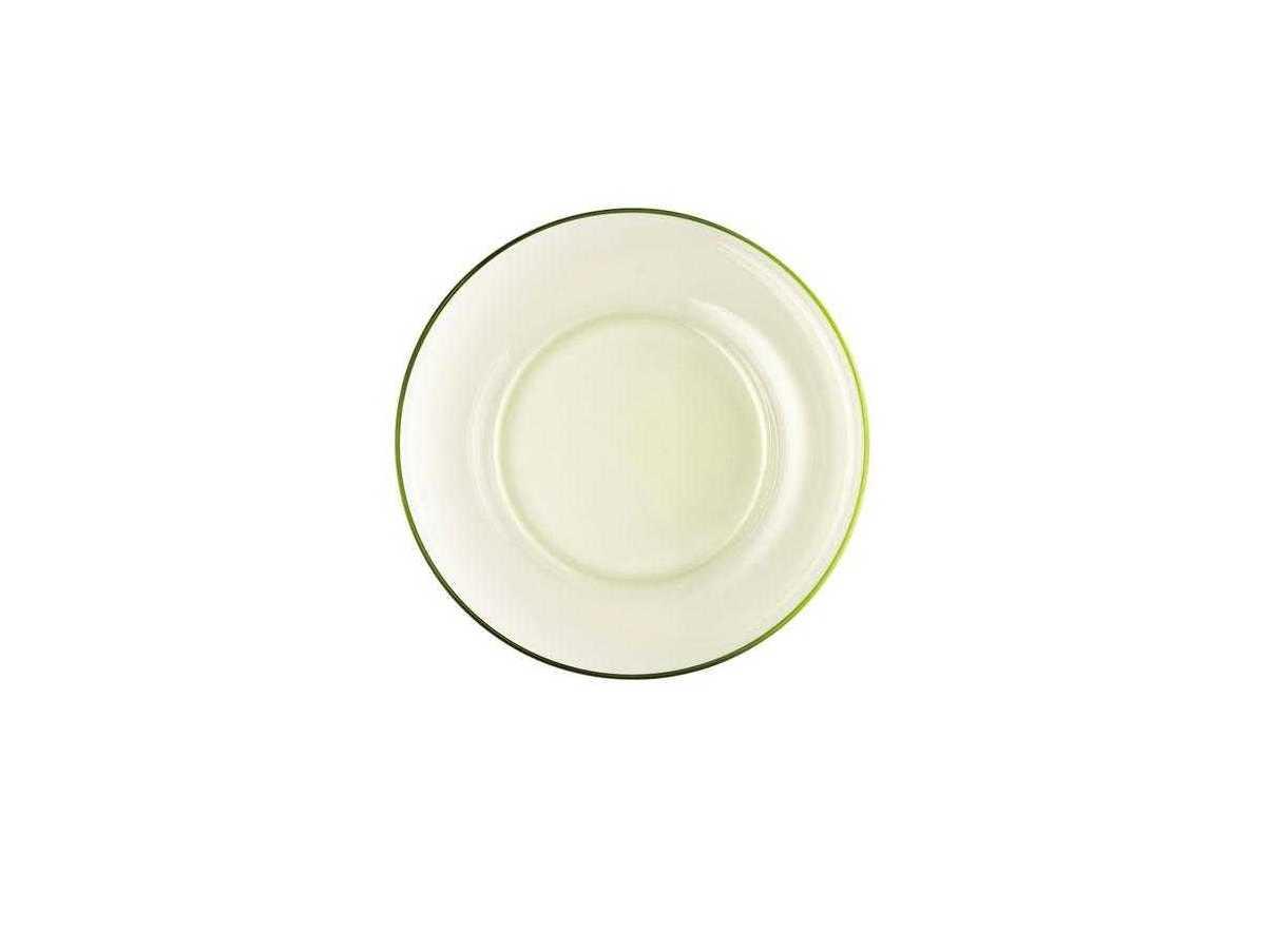 Онлайн каталог PROMENU: Блюдо стеклянное Rosenthal SUNNY DAY, диаметр 27 см, прозрачный зеленый Rosenthal 69034-408527-45027