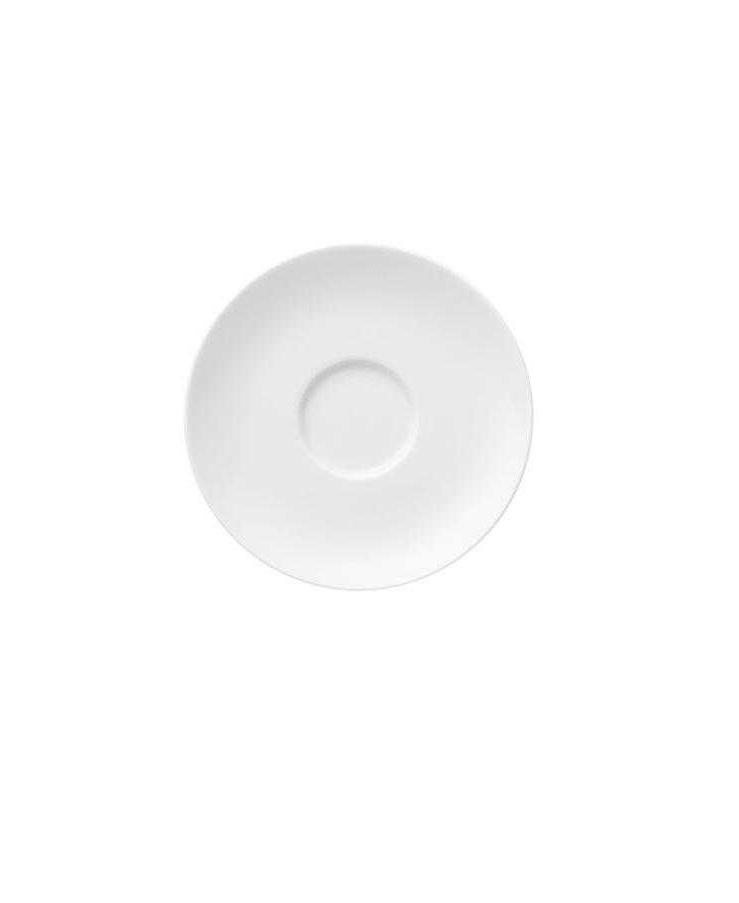 Онлайн каталог PROMENU: Блюдце фарфоровое Rosenthal SUNNY DAY, диаметр 14,5 см, белый Rosenthal 70850-800001-14741