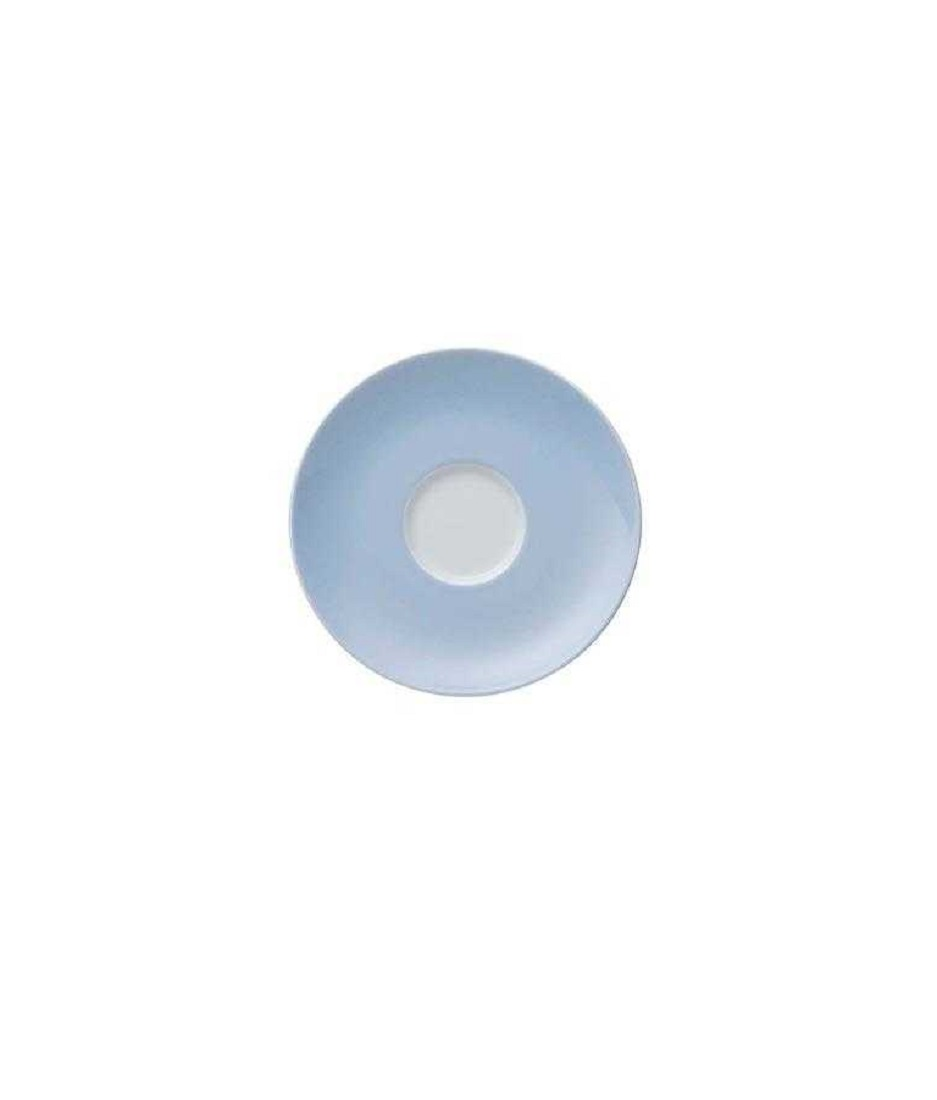 Онлайн каталог PROMENU: Блюдце фарфоровое Rosenthal SUNNY DAY, диаметр 14,5 см, голубой Rosenthal 70850-408510-14741