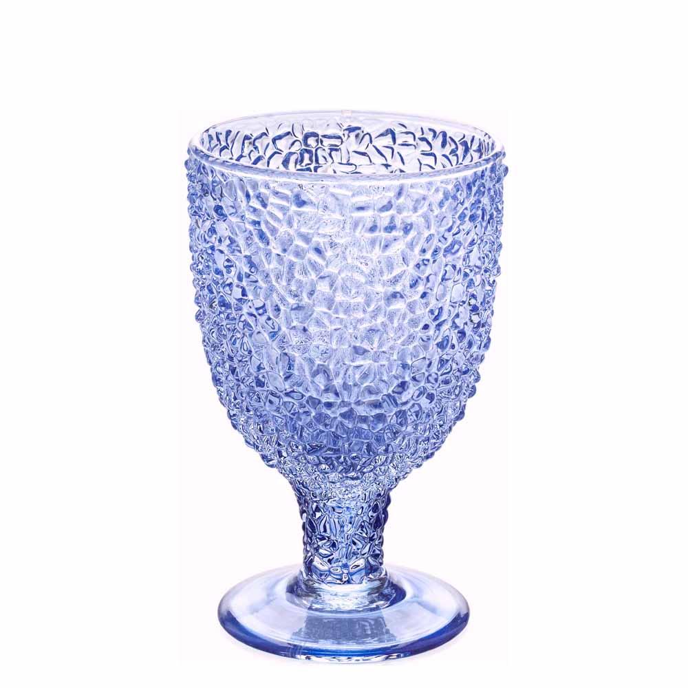 Онлайн каталог PROMENU: Бокал стеклянный IVV SPECIAL, объем 0,3 л, высота 13,8 см, синий                                   7161.2