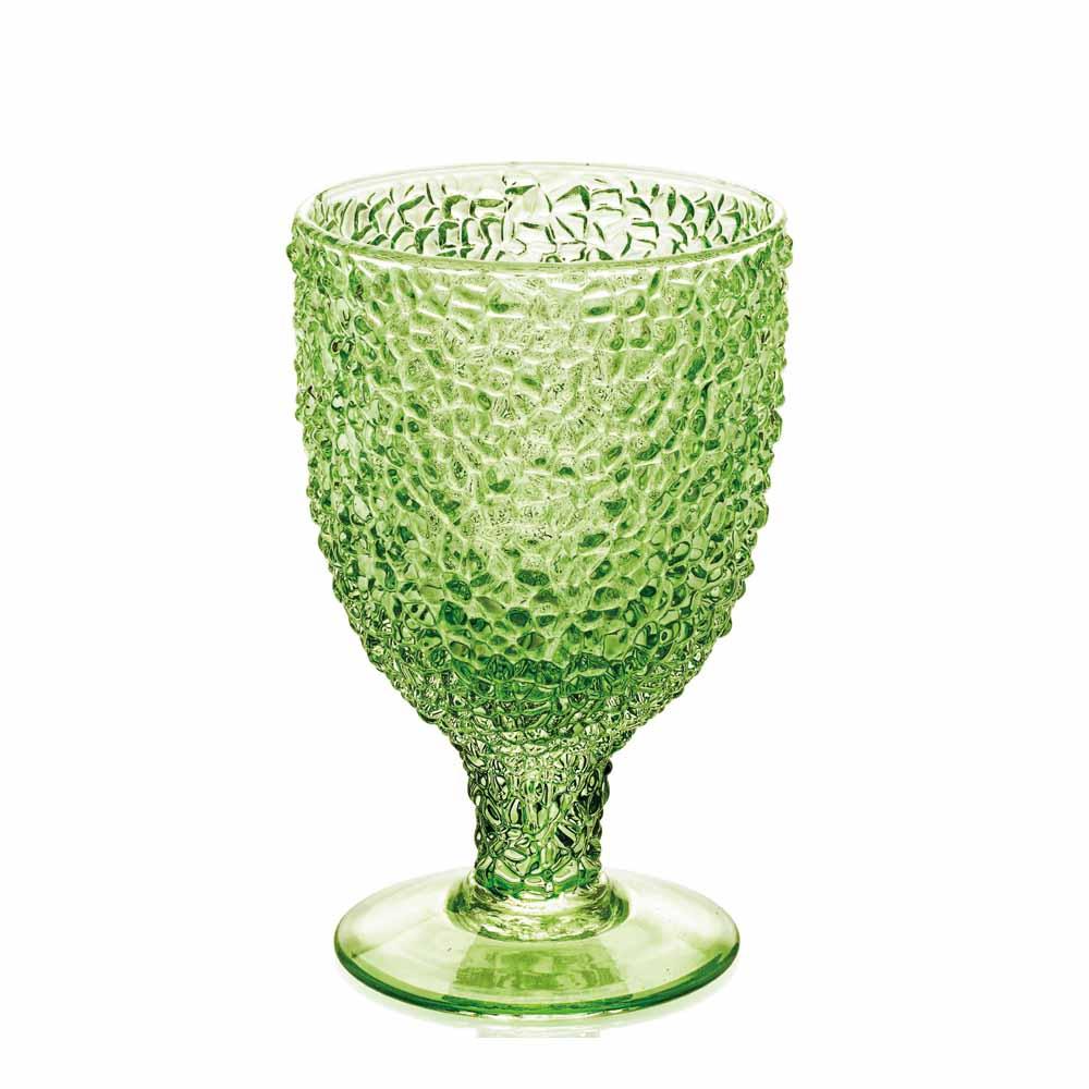 Онлайн каталог PROMENU: Бокал стеклянный IVV, объем 0,3 л, высота 13,8 см, зеленый                                   7162.2