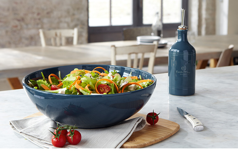 Бутылка для масла/уксуса Emile Henry Kitchen Tools, объем  0,45 л, синий Emile Henry 970215 фото 1