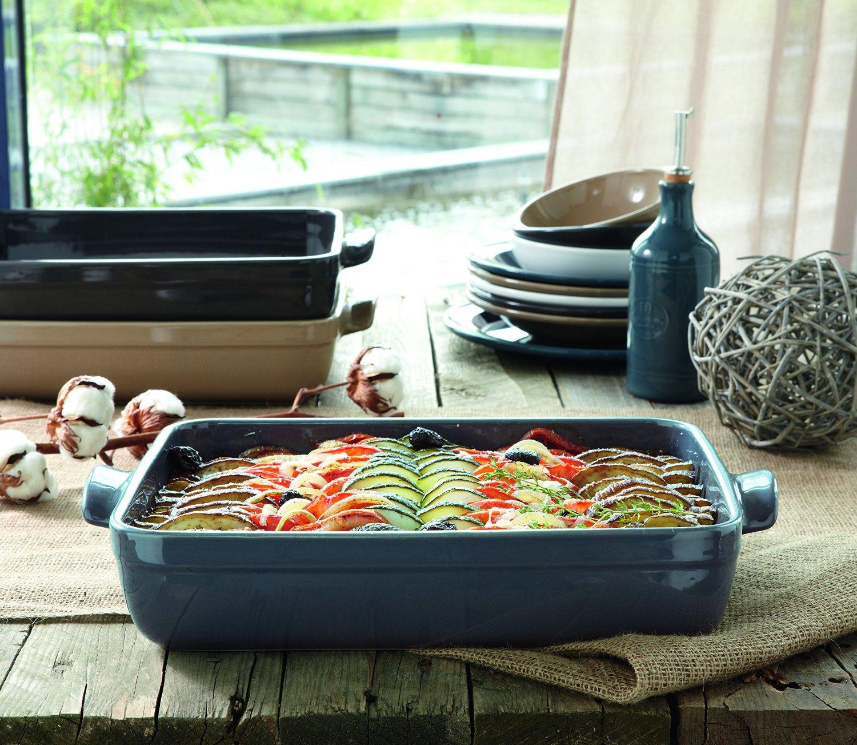 Бутылка для масла/уксуса Emile Henry Kitchen Tools, объем  0,45 л, синий Emile Henry 970215 фото 2