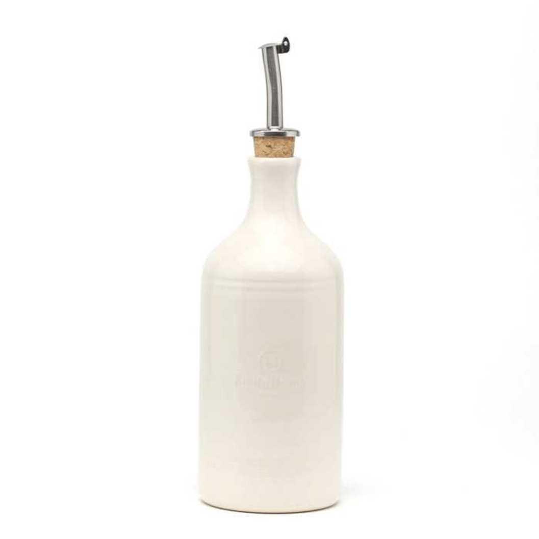 Бутылка для масла/уксуса Emile Henry, объем 0,45 л, светло-бежевый Emile Henry 020215 фото 1
