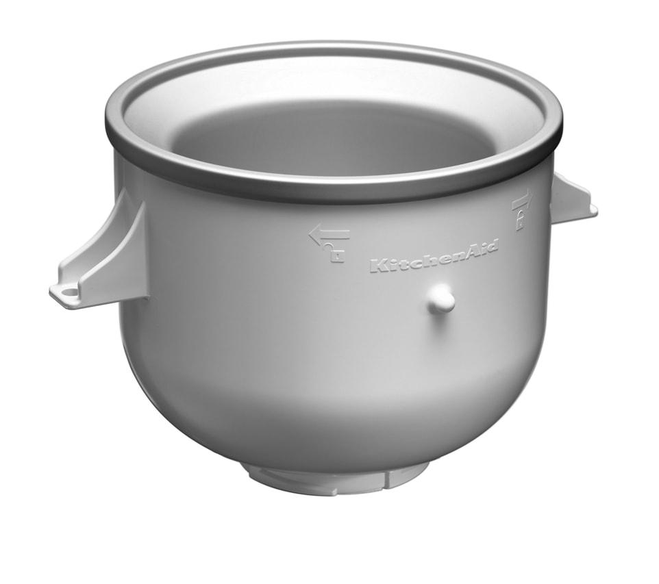 Онлайн каталог PROMENU: Чаша для приготовления мороженого KitchenAid                               5KICA0WH