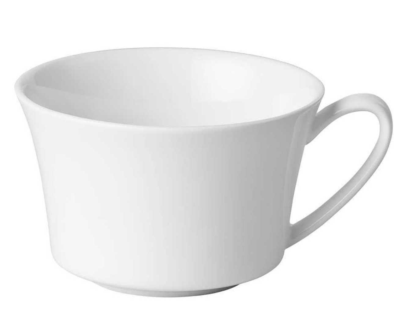 Чашка фарфоровая Rosenthal JADE, объем 0,22 л, белый Rosenthal 61040-800001-14642 фото 1