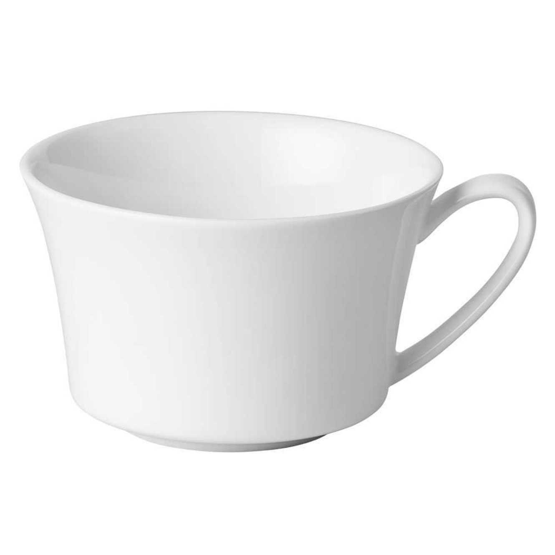 Онлайн каталог PROMENU: Чашка фарфоровая Rosenthal JADE, объем 0,22 л, белый Rosenthal 61040-800001-14642