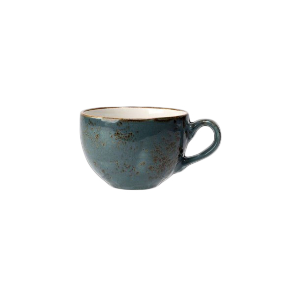 Онлайн каталог PROMENU: Чашка фарфоровая Steelite CRAFT BLUE, объем 0,085 мл, синяя