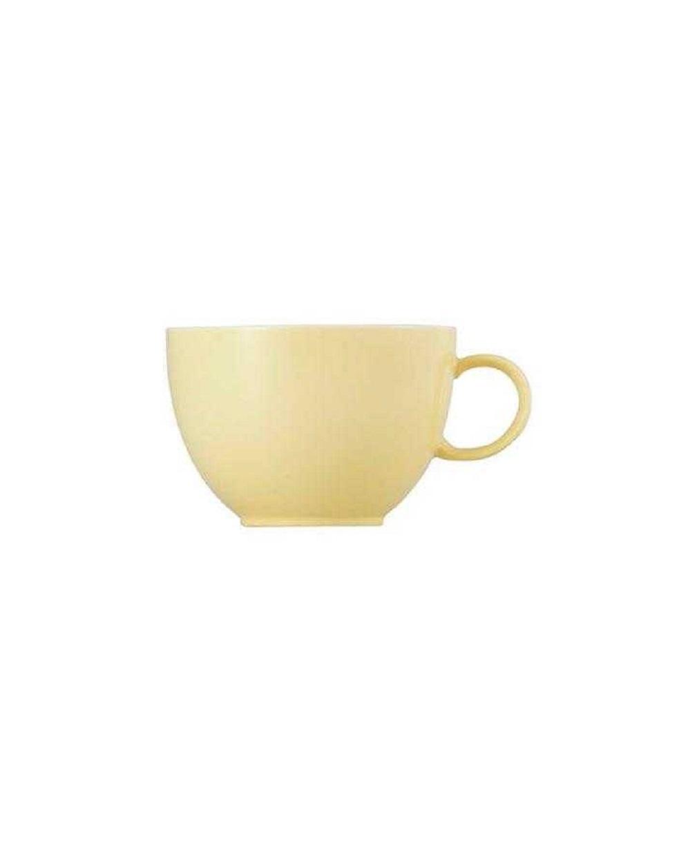 Онлайн каталог PROMENU: Чашка фарфоровая Rosenthal SUNNY DAY, объем 0,2 л, желтый Rosenthal 70850-408511-14642