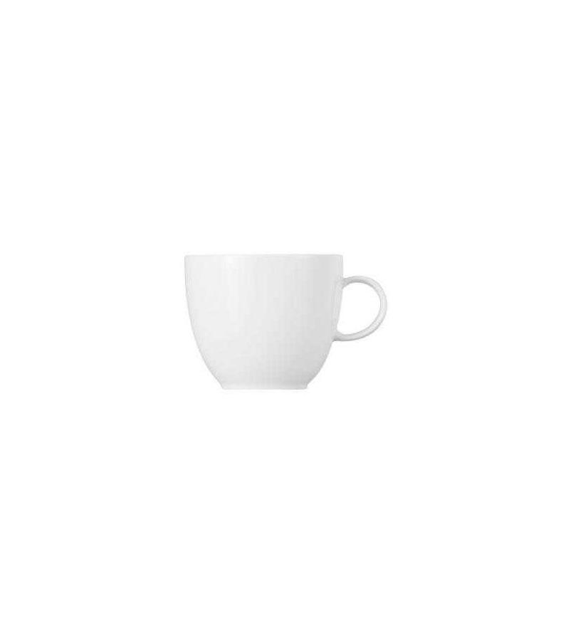 Онлайн каталог PROMENU: Чашка фарфоровая Rosenthal SUNNY DAY, объем 0,2 л, белый Rosenthal 70850-800001-14742