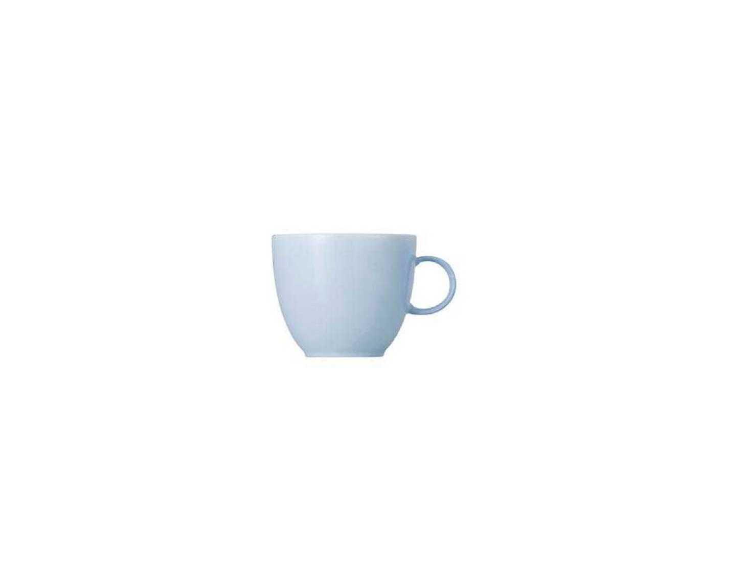 Онлайн каталог PROMENU: Чашка фарфоровая Rosenthal Thomas SUNNY DAY, объем 0,2 л, голубой Rosenthal 70850-408510-14642