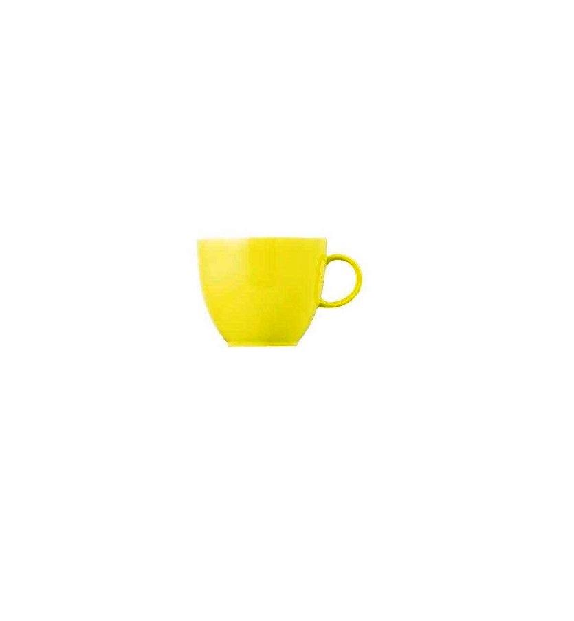 Чашка фарфоровая Rosenthal Thomas SUNNY DAY, объем 0,2 л, желтый Rosenthal 10850-408502-14742 фото 1