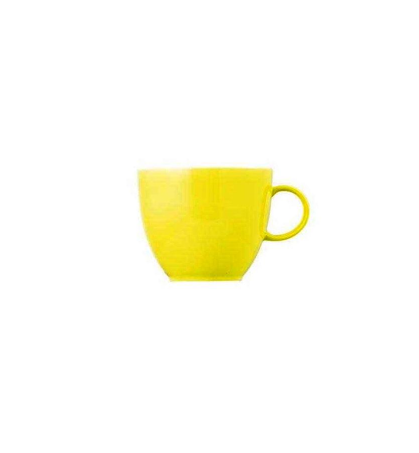 Онлайн каталог PROMENU: Чашка фарфоровая Rosenthal Thomas SUNNY DAY, объем 0,2 л, желтый Rosenthal 10850-408502-14742