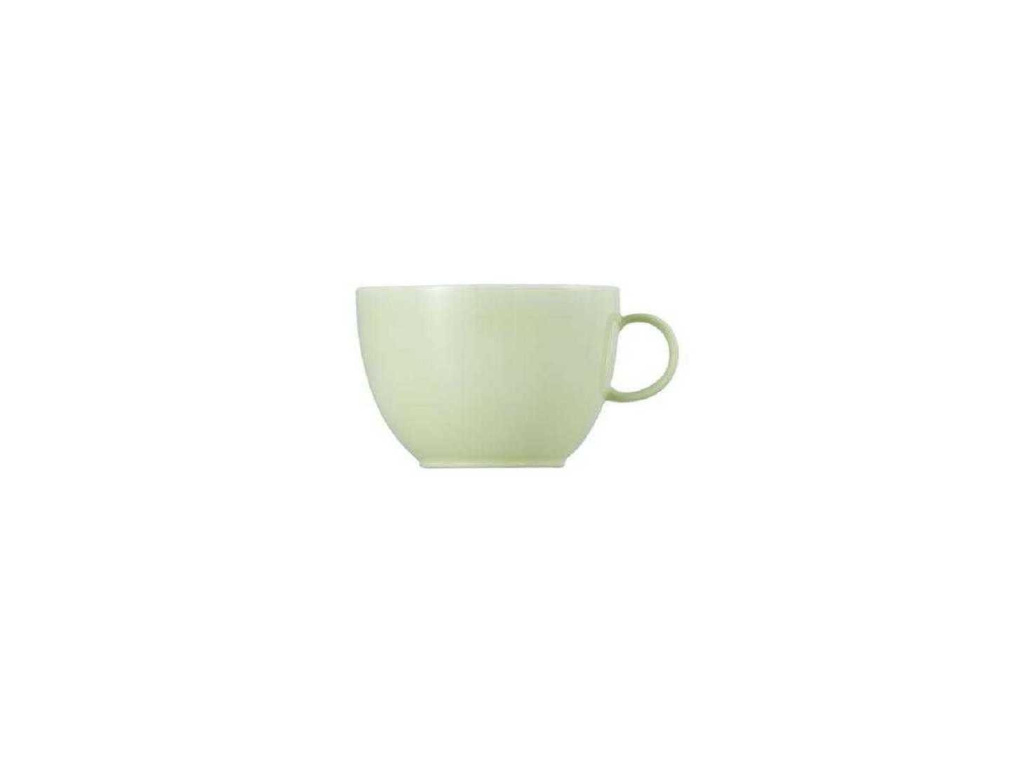 Онлайн каталог PROMENU: Чашка фарфоровая Rosenthal SUNNY DAY, объем 0,2 л, зеленый Rosenthal 70850-408512-14642