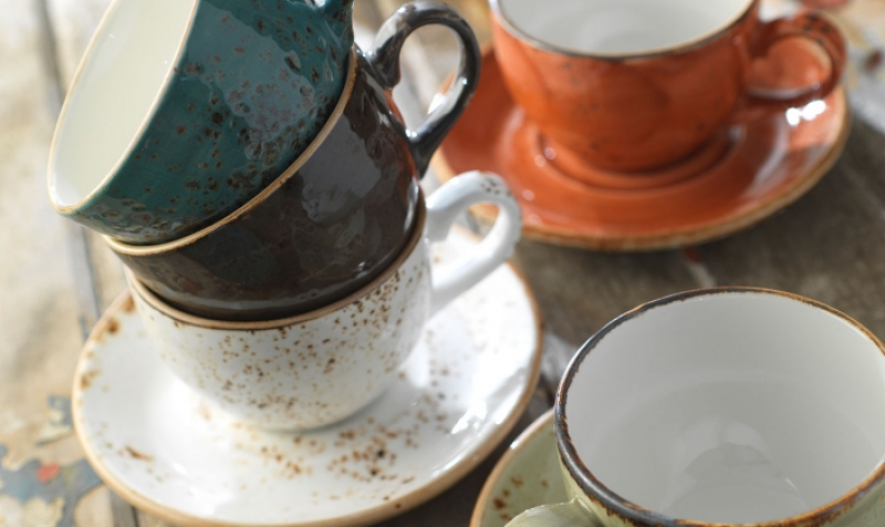 Чашка Steelite CRAFT WHITE, объем 0,085 л, белый Steelite 11550190 фото 1