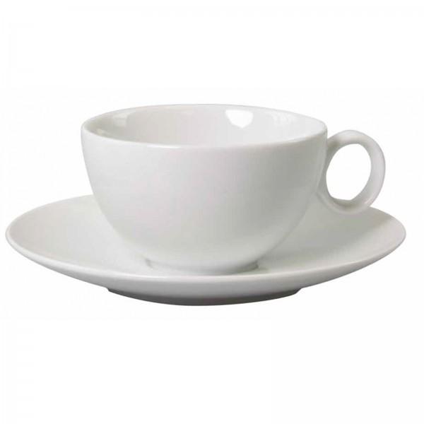 Онлайн каталог PROMENU: Чашка с блюдцем Rosenthal Loft, объем 0,25 л, белый, 2 предмета Rosenthal 11900-800001-14640
