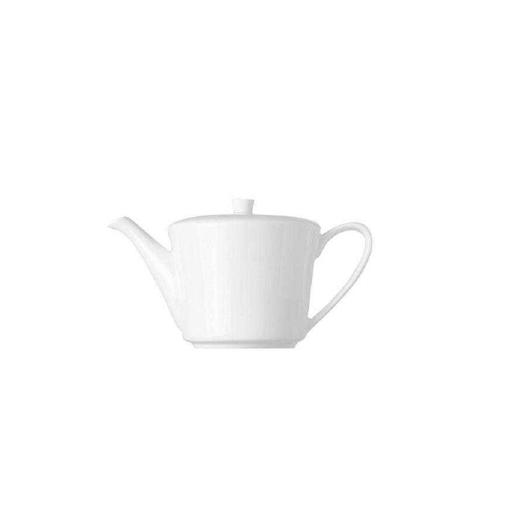 Чайник фарфоровый заварочный Rosenthal JADE, объем 1,2 л, белый Rosenthal 61040-800001-14150 фото 0