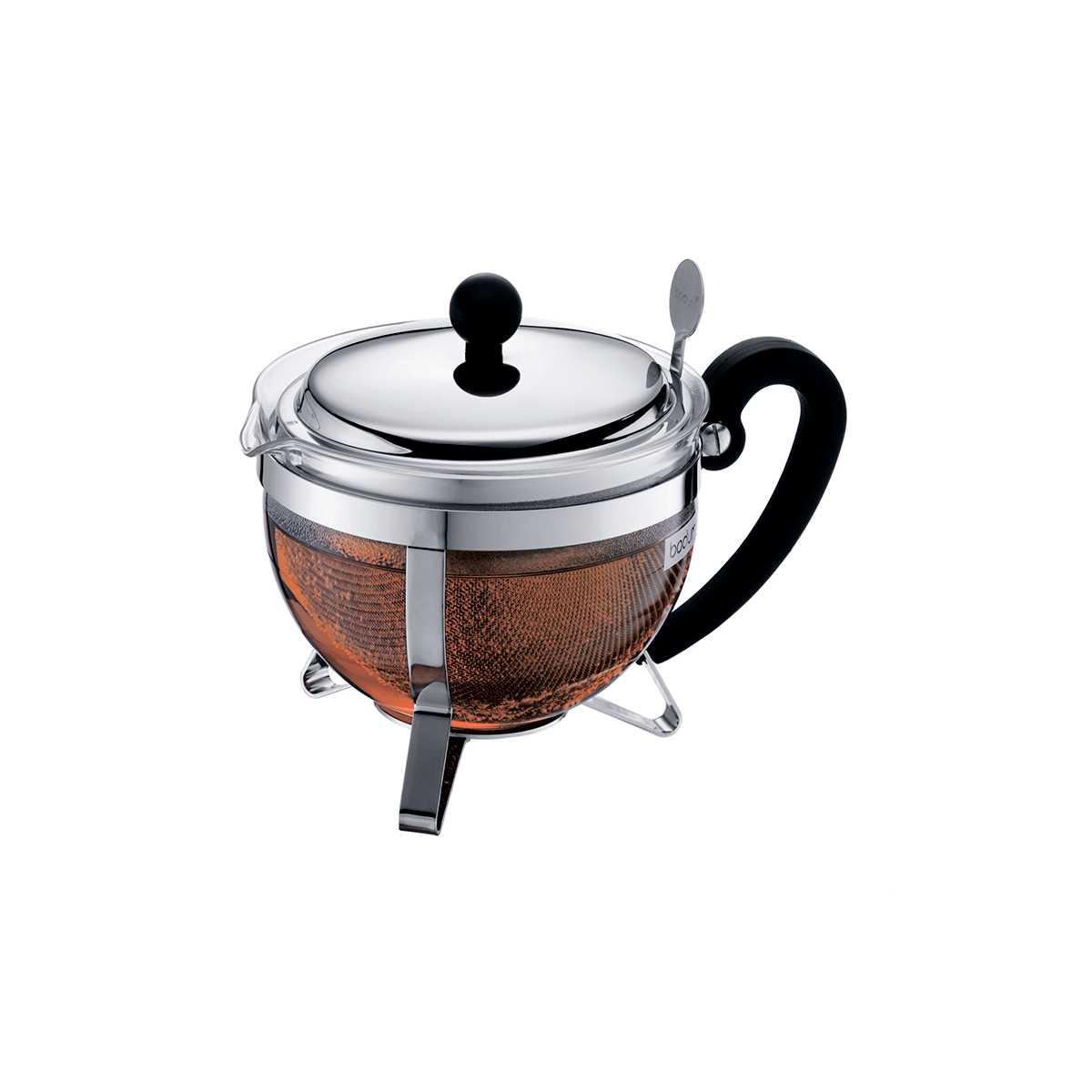 Онлайн каталог PROMENU: Чайник 1 л Bodum Chambord  (1922-16-6) Bodum 1922-16-6