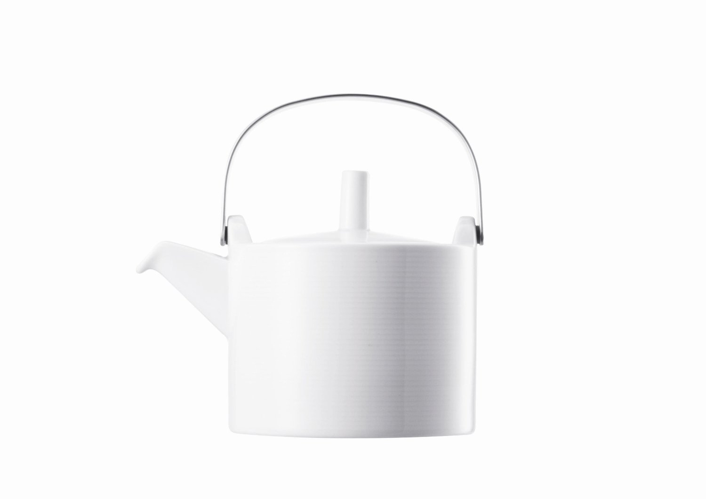 Чайник с крышкой Rosenthal Loft, объем 1 л, белый Rosenthal 11900-800001-14235 фото 1