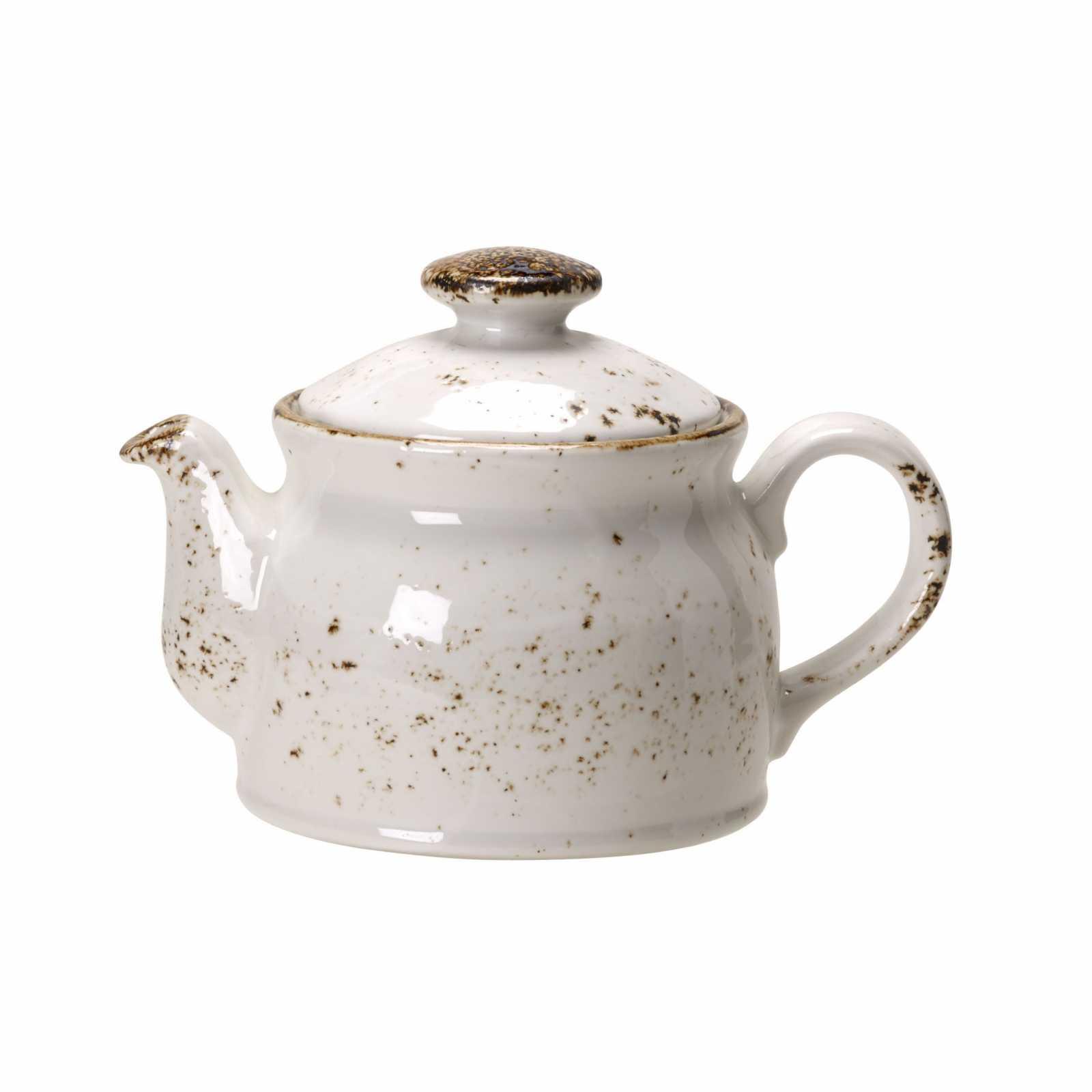 Онлайн каталог PROMENU: Чайник с крышкой Steelite CRAFT WHITE, объем 0,425 л, белый Steelite 11550367