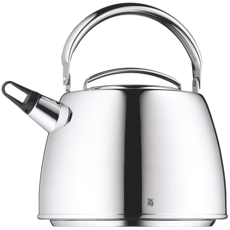 Онлайн каталог PROMENU: Чайник со свистком наплитный WMF, объем 1,75 л WMF 07 3186 6040