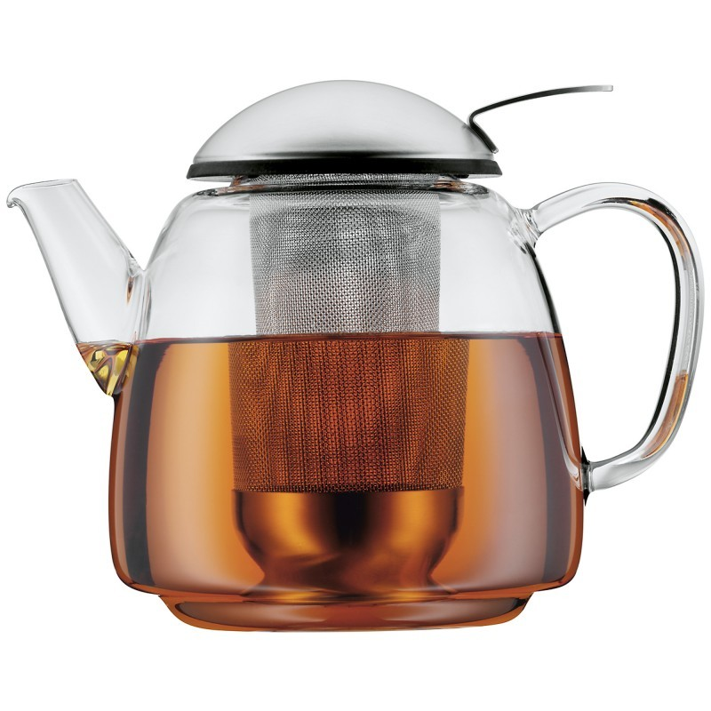 Чайник заварочный c фильтром WMF SmarTea, объем 1 л WMF                                                  06 3110 6030 фото 1