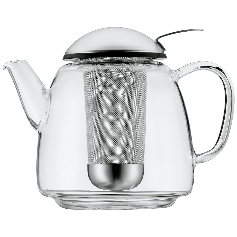 Онлайн каталог PROMENU: Чайник заварочный c фильтром WMF SmarTea, объем 1 л, прозрачный WMF 06 3110 6030