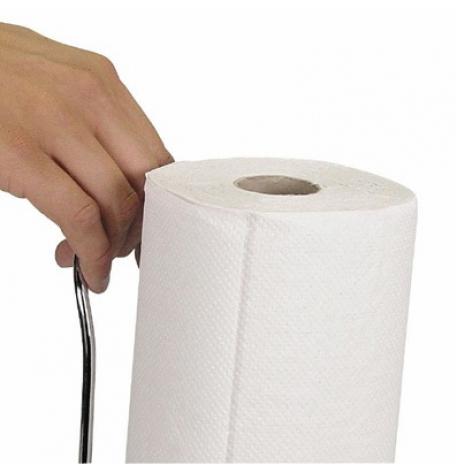 Держатель для бумажных полотенец Brabantia, 22х13х12 см, черный Brabantia 493546 фото 3