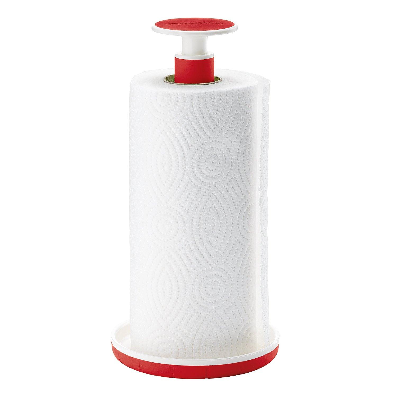 Онлайн каталог PROMENU: Держатель для бумажных полотенец Guzzini, красный                               29240055