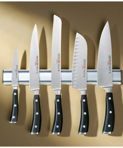 Держатель для ножей магнитный Wuesthof Storing Aсcessories, длина 30 см, серебристый Wuesthof 7227/30 фото 1