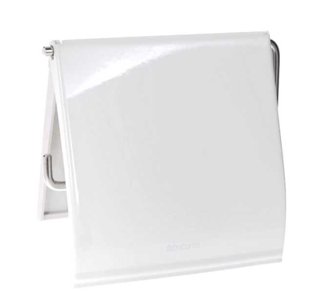 Держатель для туалетной бумаги Brabantia, 13,3х1,7х12,3 см, белый Brabantia 414565 фото 2