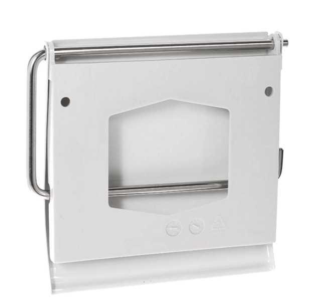 Держатель для туалетной бумаги Brabantia, 13,3х1,7х12,3 см, белый Brabantia 414565 фото 3