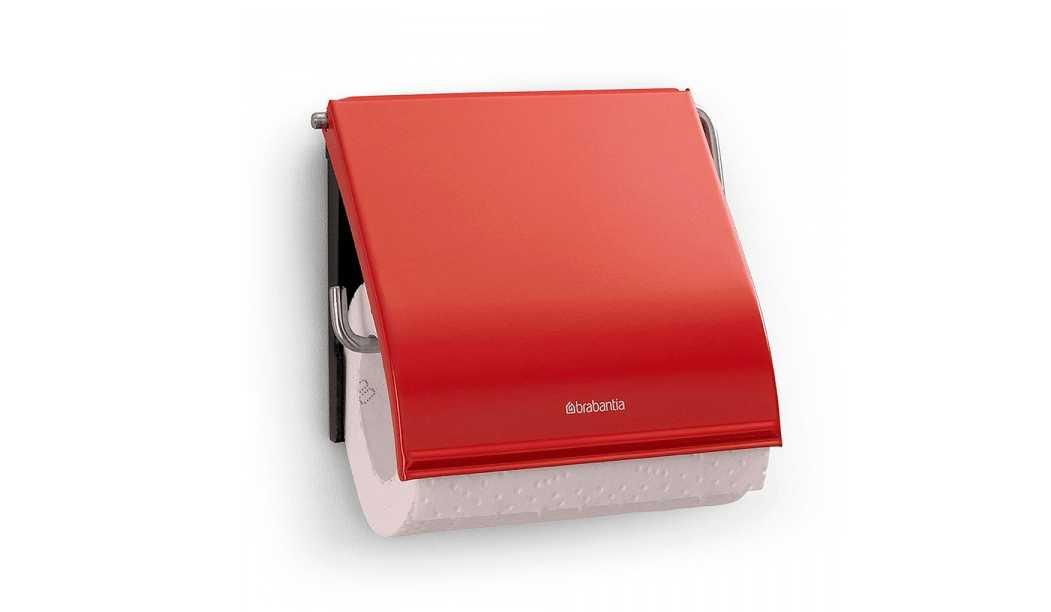 Онлайн каталог PROMENU: Держатель для туалетной бумаги Brabantia, красный Brabantia 107863