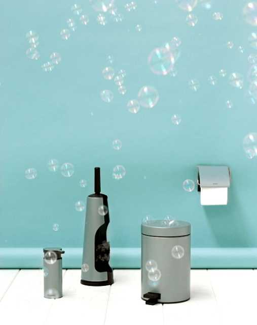Держатель для туалетной бумаги Brabantia, зеленый Brabantia 107924 фото 3