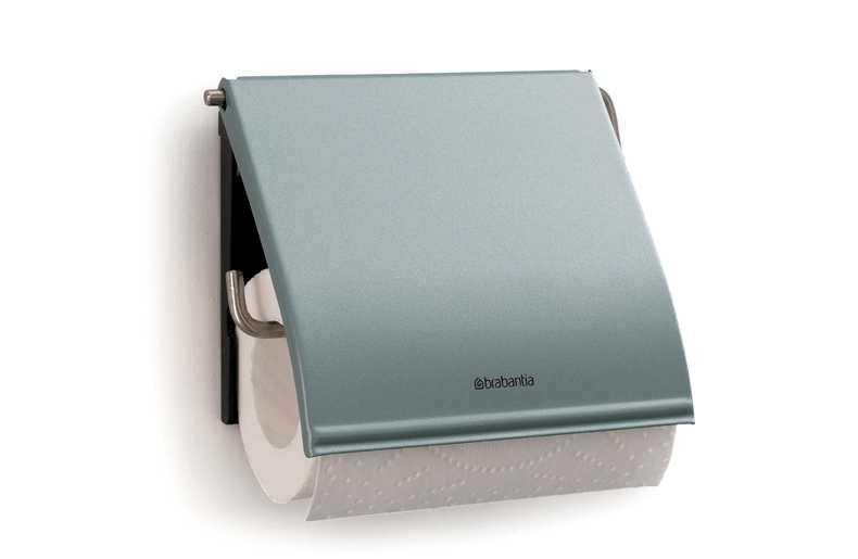 Онлайн каталог PROMENU: Держатель для туалетной бумаги Brabantia, зеленый Brabantia 107924