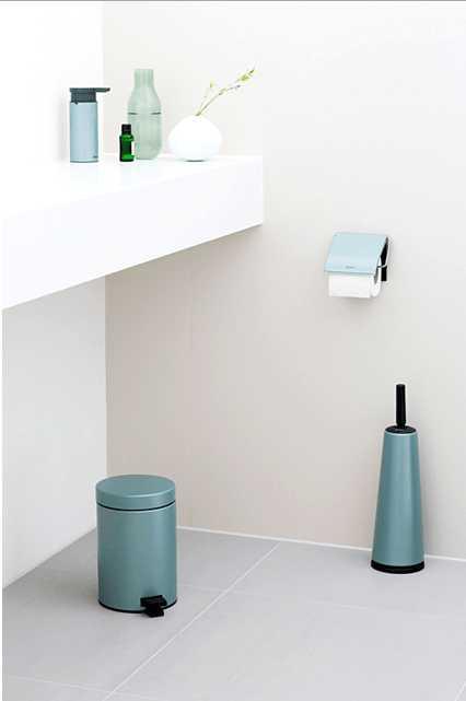Держатель для туалетной бумаги Brabantia, зеленый Brabantia 107924 фото 2