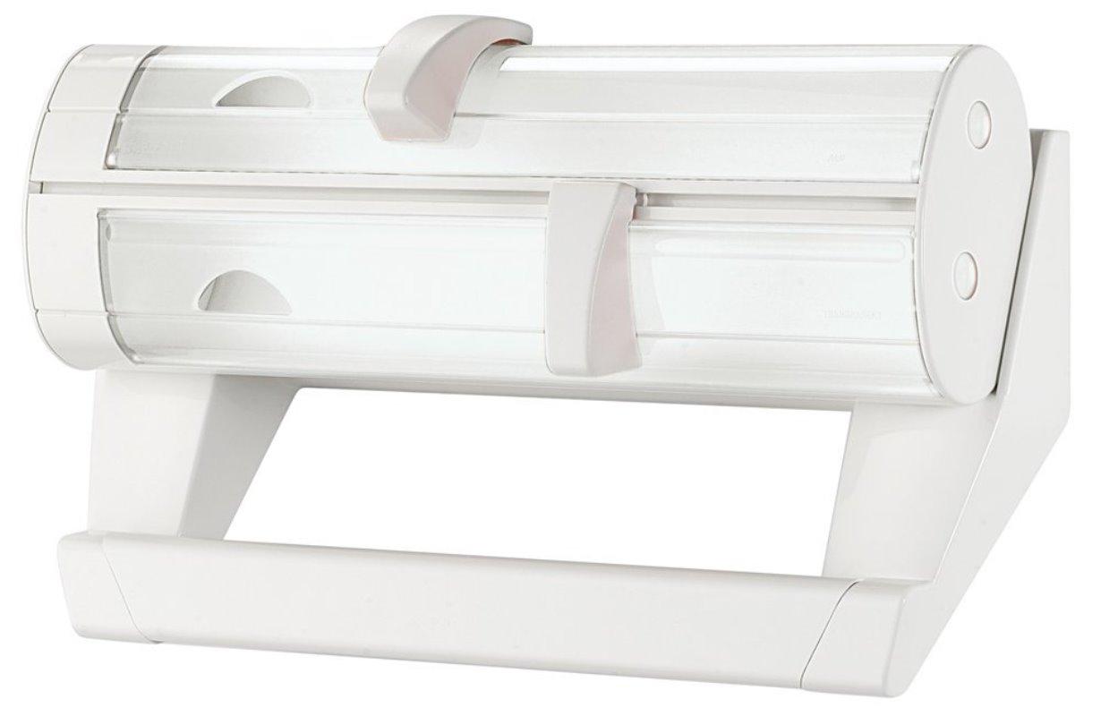 Онлайн каталог PROMENU: Держатель кухонных полотенец Guzzini BIS & TRIS, 40x25,5x11,5 см, белый                               06260011
