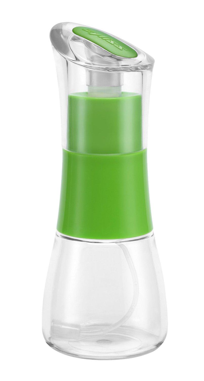 Онлайн каталог PROMENU: Диспенсер для масла/уксуса Zyliss, прозрачный с зеленым Zyliss E970008