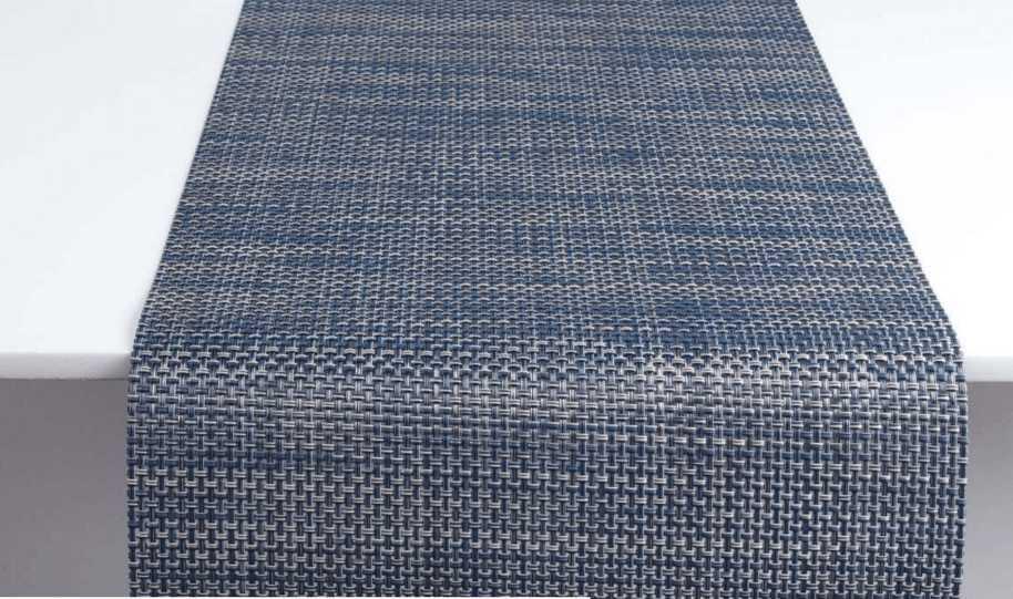 Дорожка на стол Chilewich, 36х183 см, синий Chilewich 100108-012 фото 1