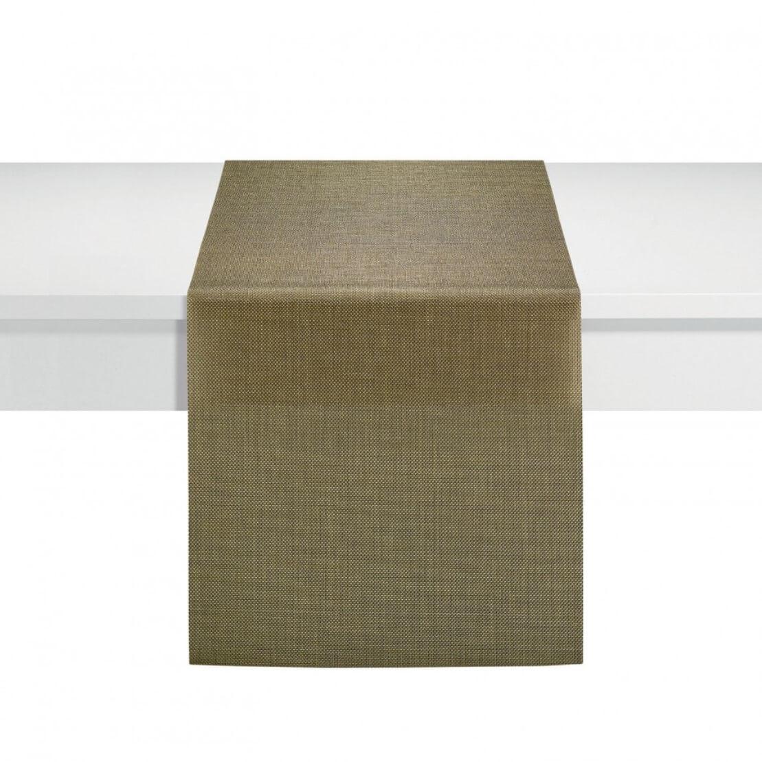 Онлайн каталог PROMENU: Дорожка на стол Winkler Lina, 45х150 см, бронзовая                                   3488085000