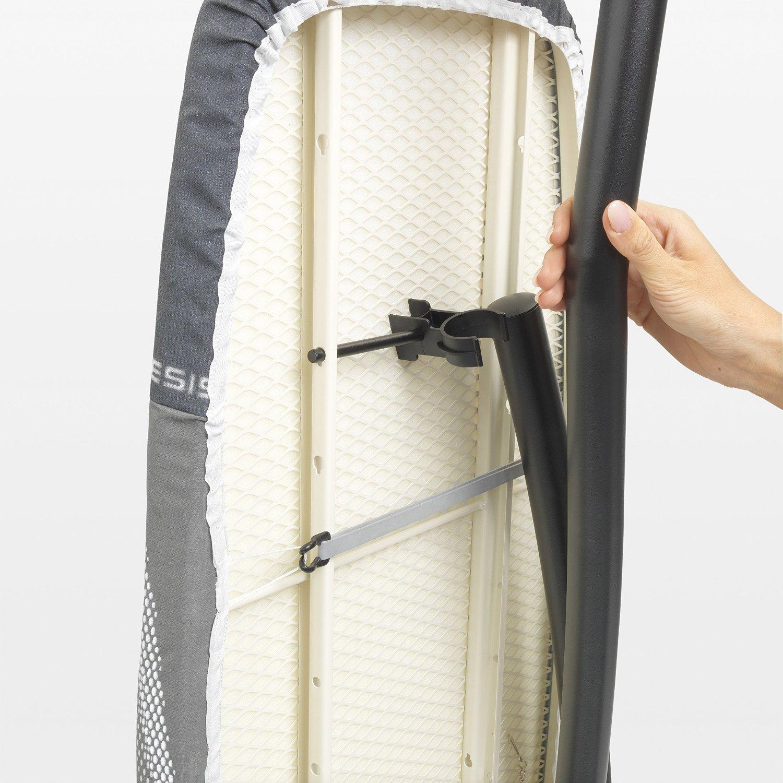 Доска гладильная с жаропрочной зоной Brabantia, 135х45 см, серый Brabantia 345647 фото 4
